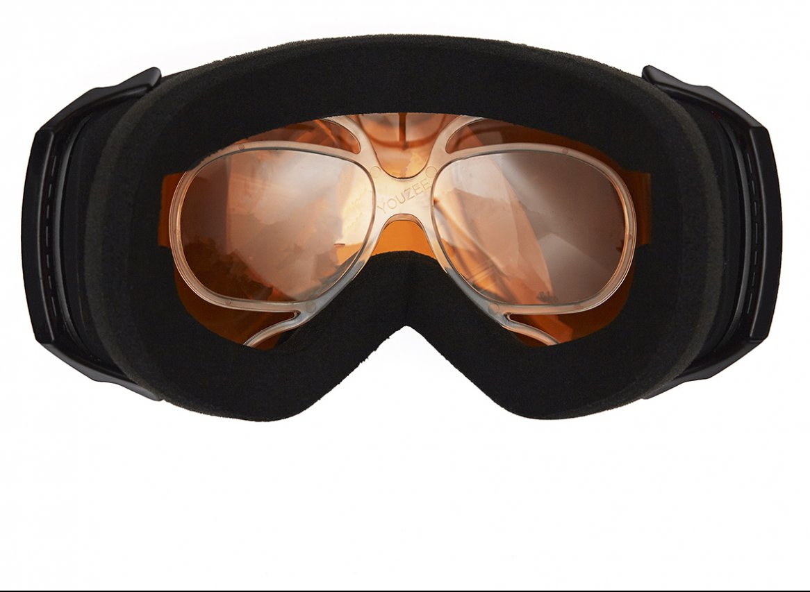 UNIQUE DESIGN - OUR CLIP FITS ALL GOGGLES