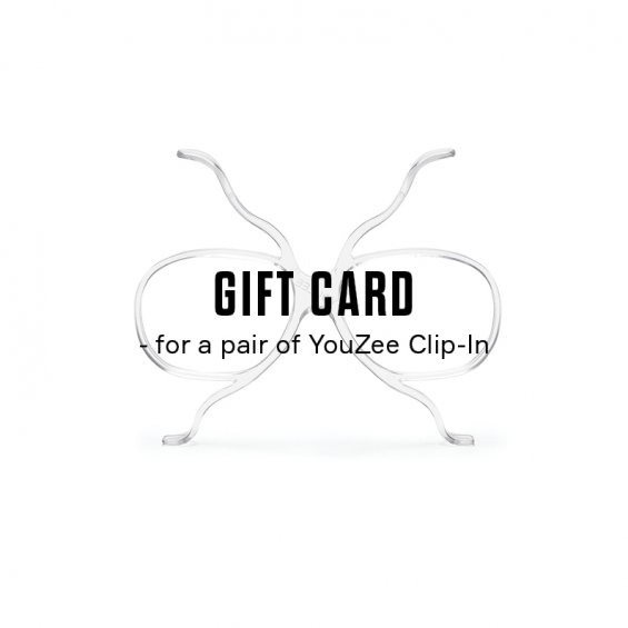 Gift card - YouZee Clip-In
